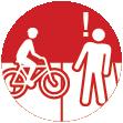 Biking on the Sidewalk