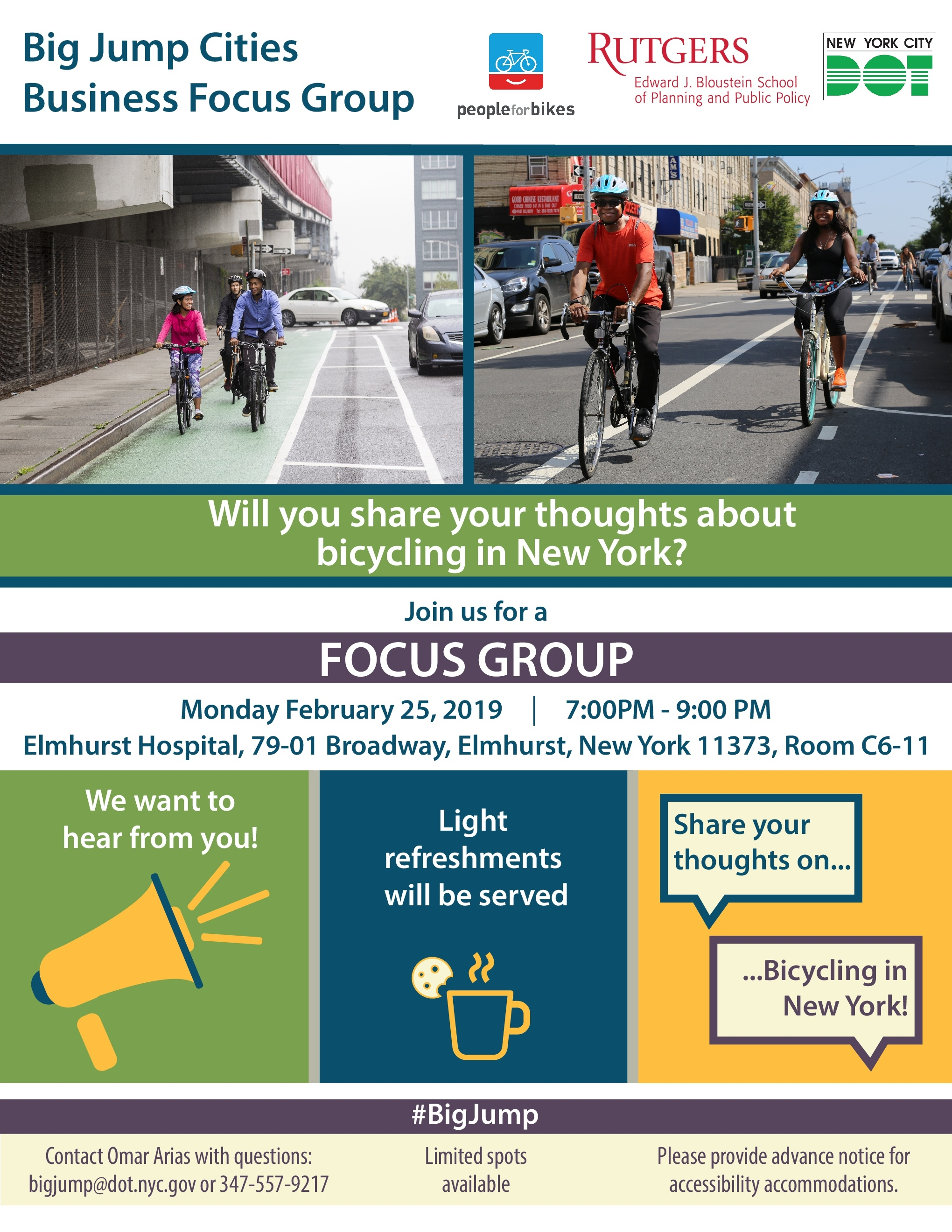 Business Focus Group February 25 2019
