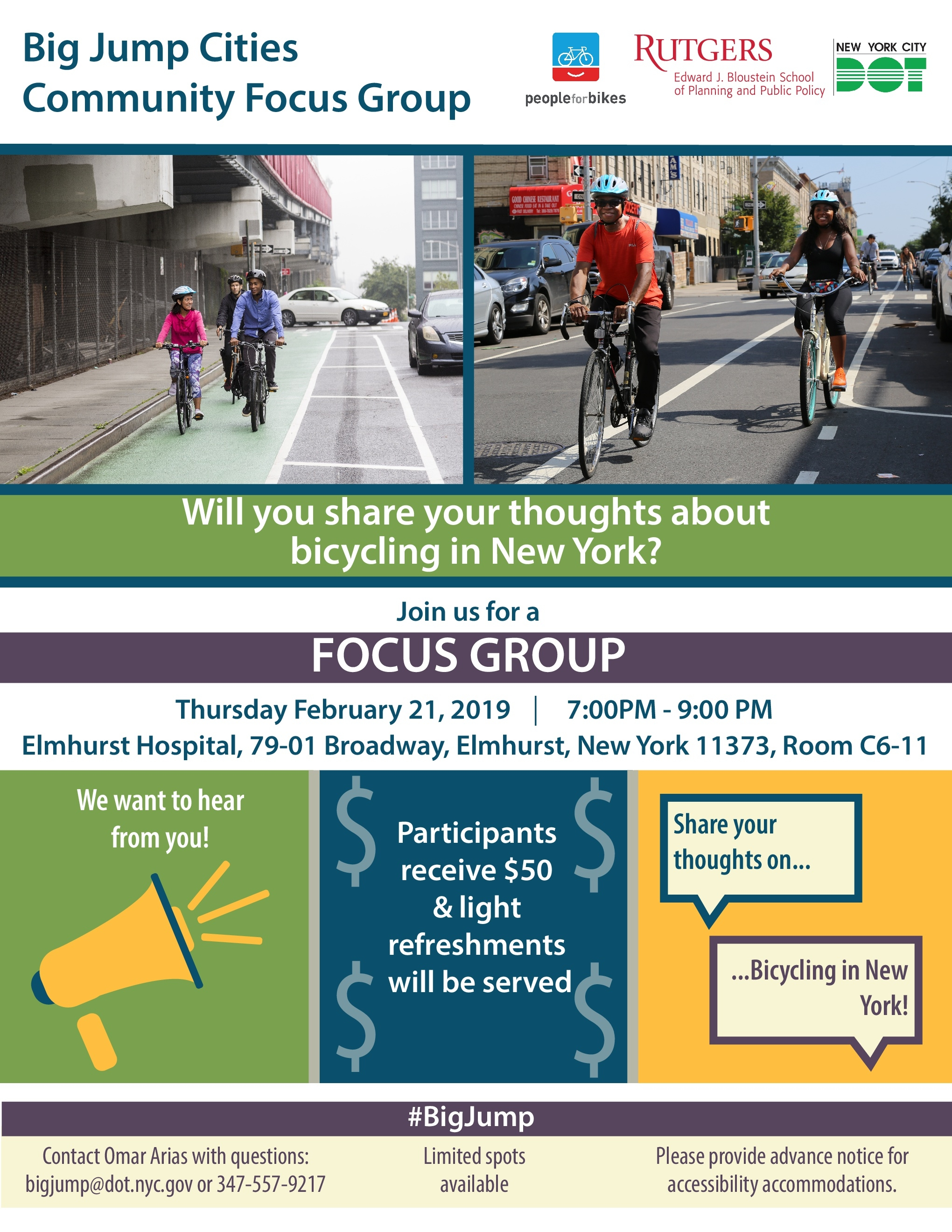 Community Focus Group February 21 2019